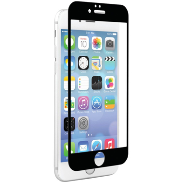 Nitro iPhone 6S/7/8 Series Tempered Glass Black Bezel