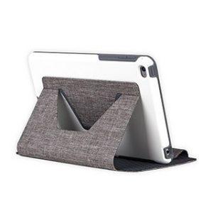 OtterBox iPad Mini 4 Symmetry Canvas Folio Glacier Storm