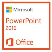 Microsoft PowerPoint 2016 Digital ESD Licence