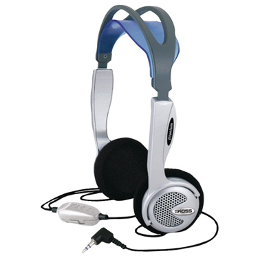 Koss Headphone KTXPro1 Portable w/Volume Control