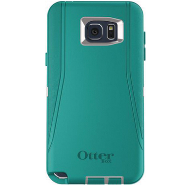 OtterBox Galaxy Note 5 Defender Flat White/Teal
