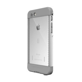 Lifeproof iPhone 6S Nuud White/Grey Avalanche