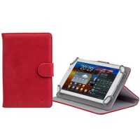 RivaCase Universal Tablet Case 7in Orly 3012 Red