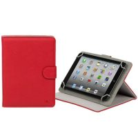 RivaCase Universal Tablet Case 8in Orly 3014 Red
