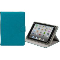 RivaCase Universal Tablet Case 10.1in Orly 3017 Teal