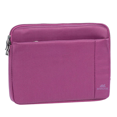 RivaCase Universal Tablet Sleeve 10.1in 8201 Purple