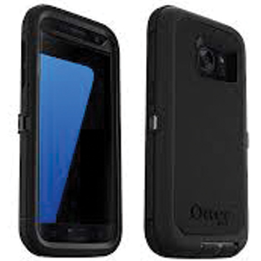 OtterBox Galaxy S7 Defender Black