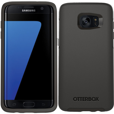OtterBox Galaxy S7 Symmetry Black