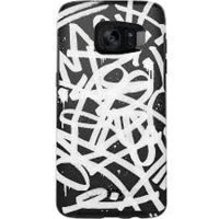 OtterBox Galaxy S7 Symmetry Graphic Black/Black Graffiti