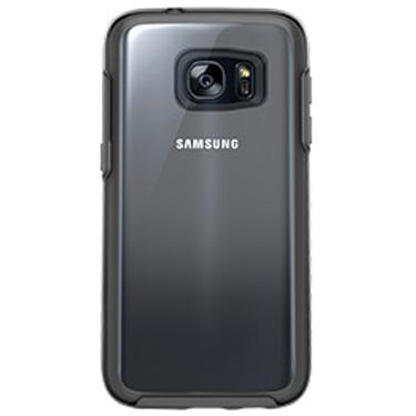 OtterBox Galaxy S7 MySymmetry Clear/Black Black Crystal