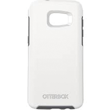 OtterBox Galaxy S7 Edge Symmetry White/Grey Glacier