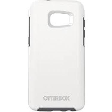 OtterBox Galaxy S7 Edge Symmetry White/Grey Glacier
