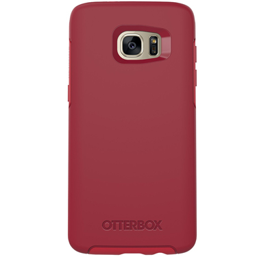 OtterBox Galaxy S7 Edge Symmetry Red/Red Rosso Corsa
