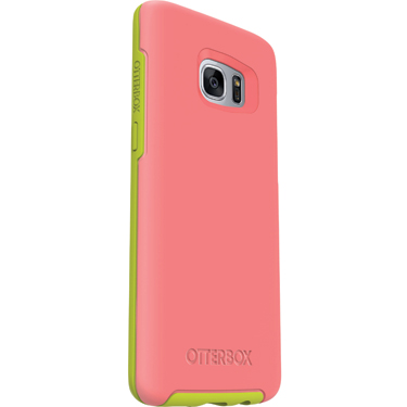 OtterBox Galaxy S7 Edge Symmetry Pink/Green Melon Cand