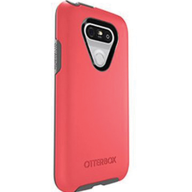 OtterBox LG G5 Symmetry Coral Grey Prevail