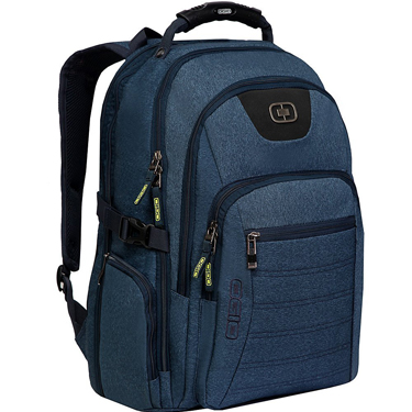 Ogio Backpack Urban 17in Heathered Blue
