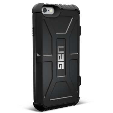 UAG iPhone 6+/6S+ Trooper Wallet Outland Rust/Black