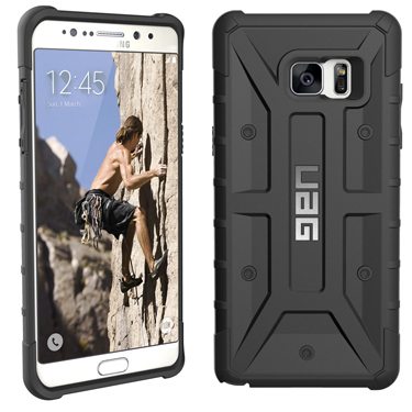 UAG Galaxy Note 5 Outland Rust/Black