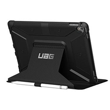 UAG iPad Pro 9.7 Folio Scout Black/Black