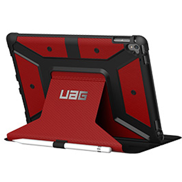 UAG iPad Pro 9.7 Folio Rogue Red/Black