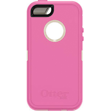 OtterBox iPhone 5/5S/SE Defender Sand/Pink Berries