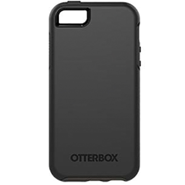 OtterBox iPhone 5/5S/SE Symmetry Black/Black