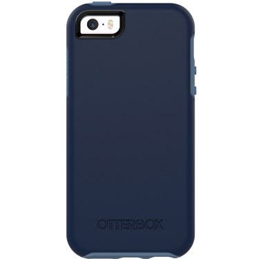 OtterBox iPhone 5/5S/SE Symmetry Blue/Blue Blueberry