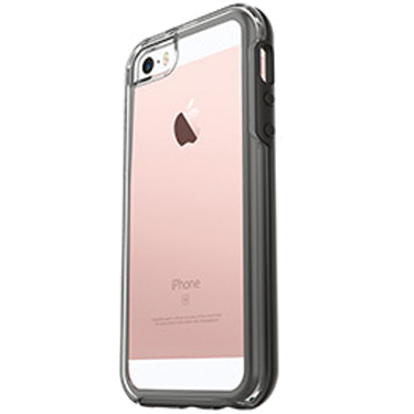 OtterBox iPhone 5/5S/SE Symmetry Clear/Black Crystal