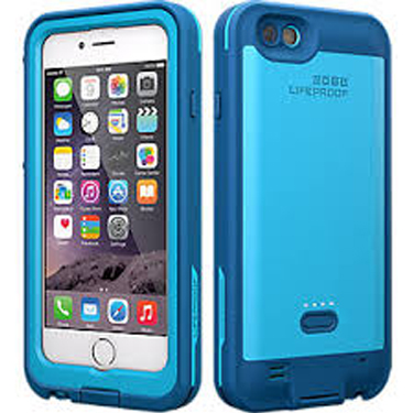 Lifeproof iPhone 6+/6S+ Fre Power Base Jump Blue