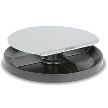 Kensington Monitor Stand Spin Station with Smartfit
