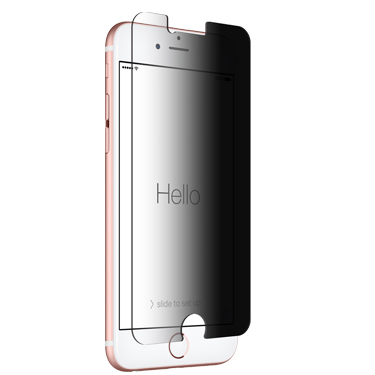 Nitro iPhone 6S/7/8 Series Tempered Glass Privacy