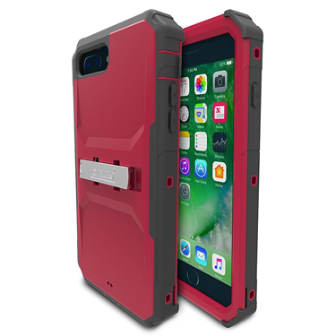 Trident iPhone 7+/8+ Kraken AMS Red