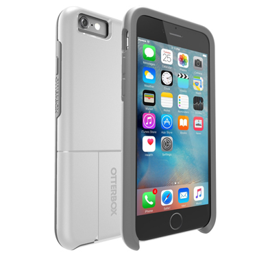 OtterBox iPhone 6/6S Universe Symmetry White/Grey Snowcap