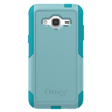 OtterBox Galaxy J3 Commuter Blue/Teal Aqua Sky