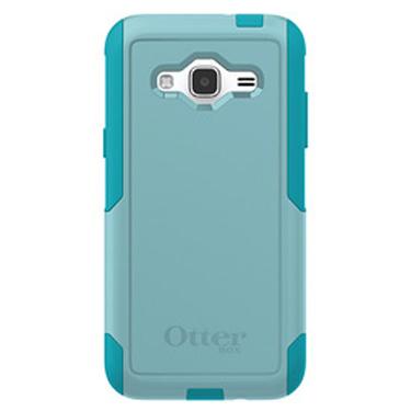 OtterBox Galaxy J3 Commuter Blue/Teal Aqua Sky
