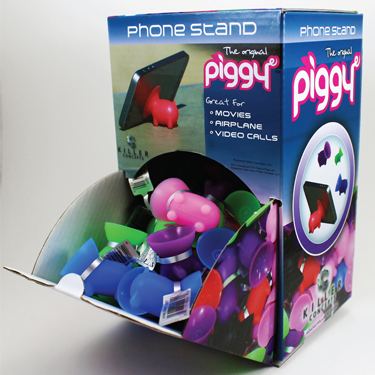 Killer Concepts Piggy Back Mobile Stand 50 Unit Box
