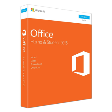 Microsoft Office 2016 Home & Student English PKC
