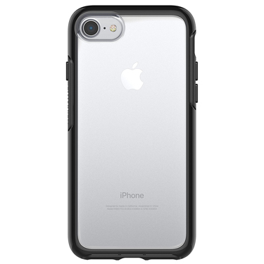 OtterBox iPhone 7/8 MySymmetry Clear/Black Crystal