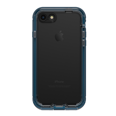 Lifeproof iPhone 7 Nuud Purple/Blue Midnight Indigo