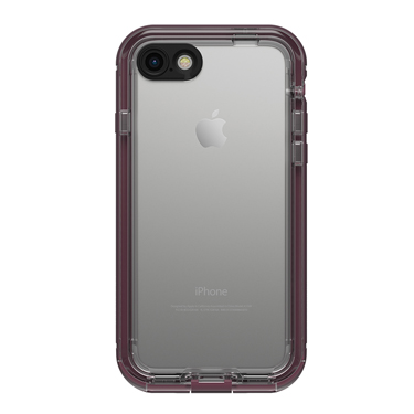 Lifeproof iPhone 7 Nuud Purple/Dark Purple Plum Reef