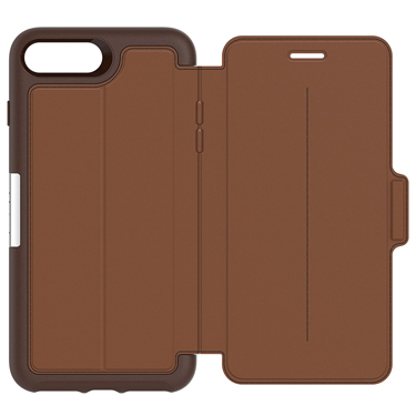 OtterBox iPhone 7+/8+ Strada Folio Leather Brown/Brown