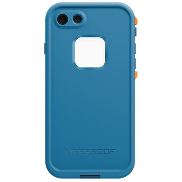 Lifeproof iPhone 7+ Fre Blue/Mango Base Camp Blue