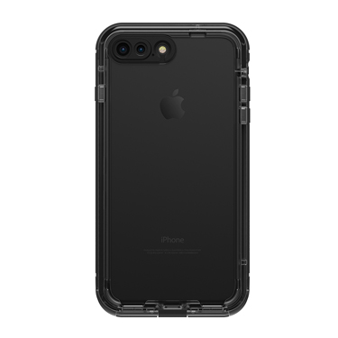 Lifeproof iPhone 7+ Nuud Black