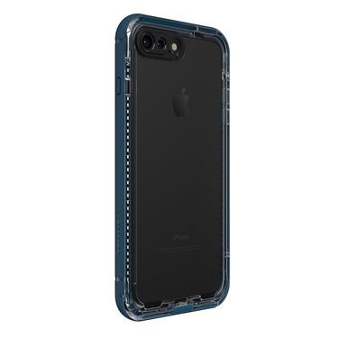 Lifeproof iPhone 7+ Nuud Purple/Blue Midnight Indigo