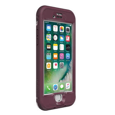 Lifeproof iPhone 7+ Nuud Purple/Dark Purple Plum Reef