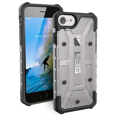 UAG iPhone 6S/7/8 Plasma Ice/Black