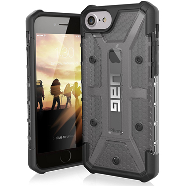 UAG iPhone 6S/7/8 Plasma Ash/Black