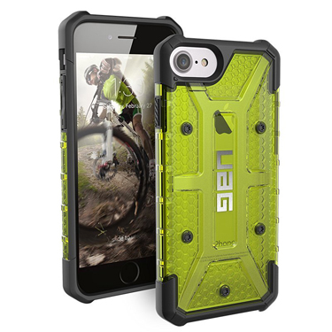 UAG iPhone 6S/7/8 Plasma Citron/Black