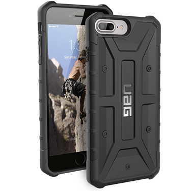 UAG iPhone 6S+/7+/8+ Pathfinder Black/Black