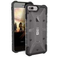UAG iPhone 6S+/7+/8+ Plasma Ash/Black